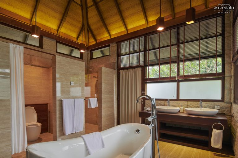 Arumdalu Private Resort, Belitung
