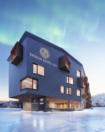 Design Hotel Levi, Lapland