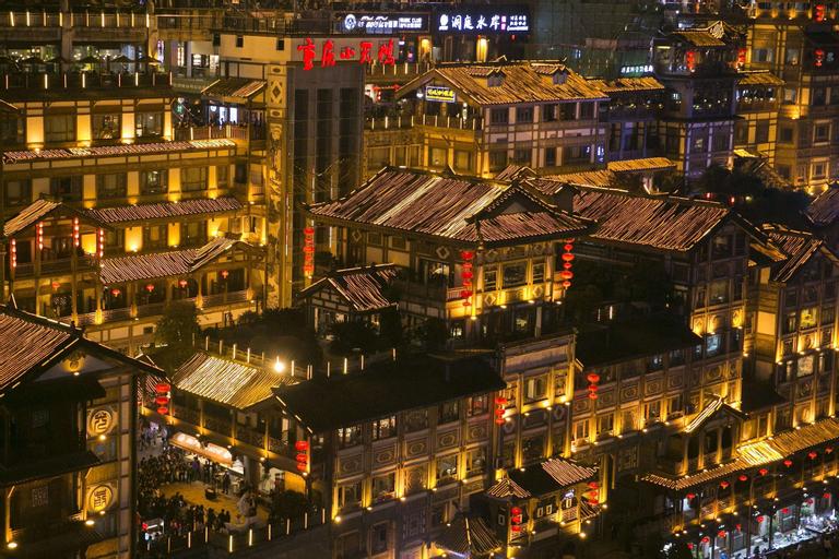 Hilton Chongqing Hotel, Chongqing