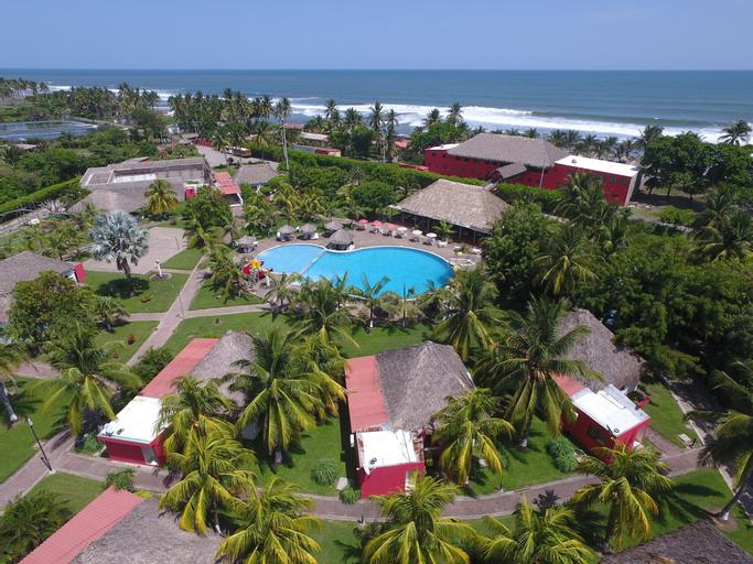 Hotel Las Hojas Resort & Beach Club, San Pedro Masahuat
