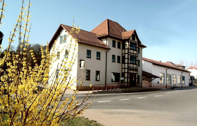 Bürgerhaus Zum Paradies - Pension, Schmalkalden-Meiningen