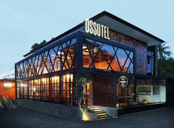 Ossotel Legian, Badung