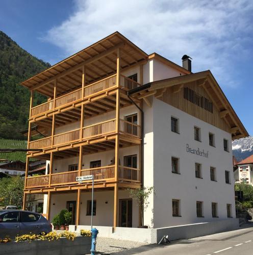 Hotel Garni & Apartments Brundlerhof, Bolzano