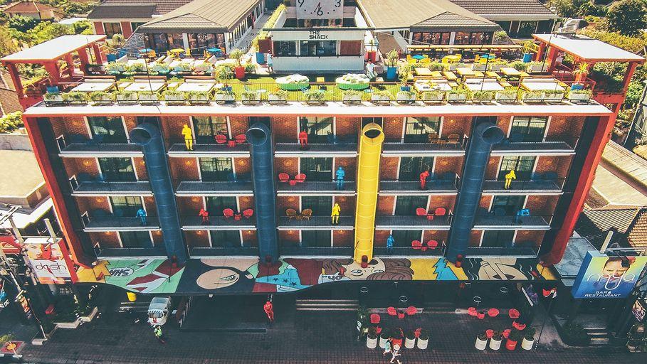 Dash Hotel Seminyak, Badung