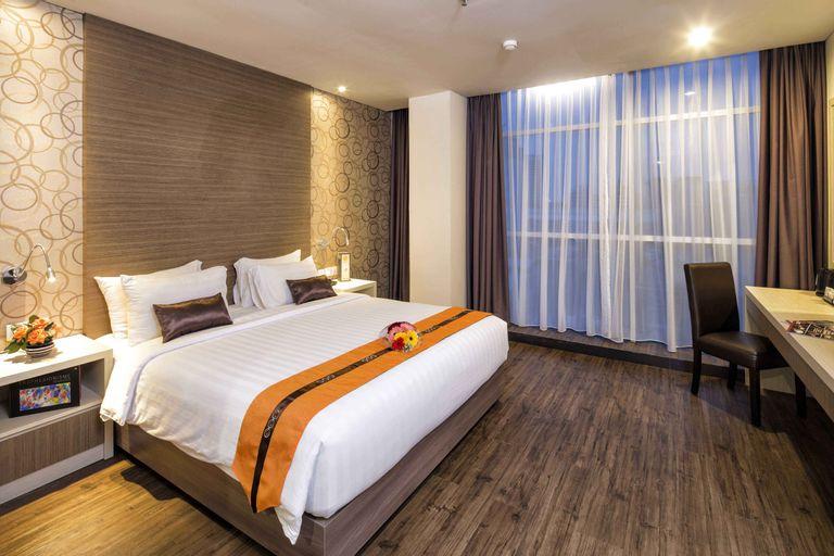 Oria Hotel Wahid Hasyim, Central Jakarta