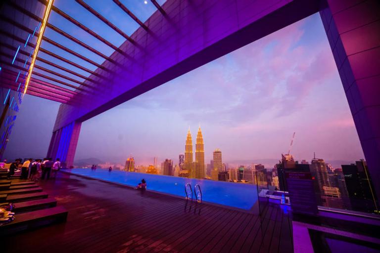 Platinum Suites KLCC - Vale Pine Luxury Homes, Kuala Lumpur
