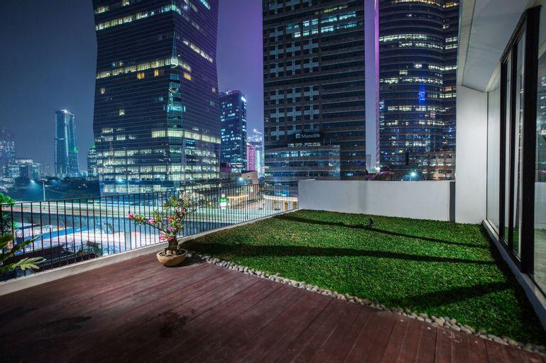 Upscale Suites, Jakarta Selatan