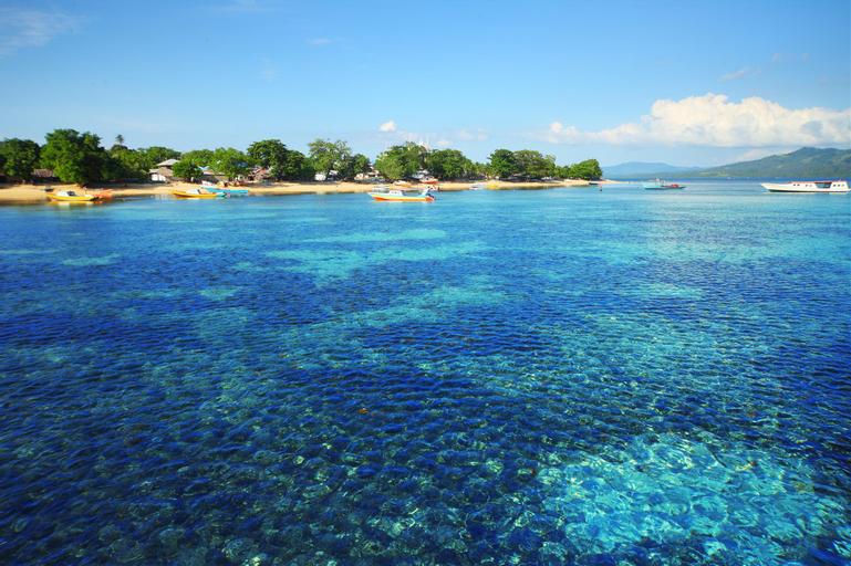 Bunaken Kuskus Resort, Minahasa Utara