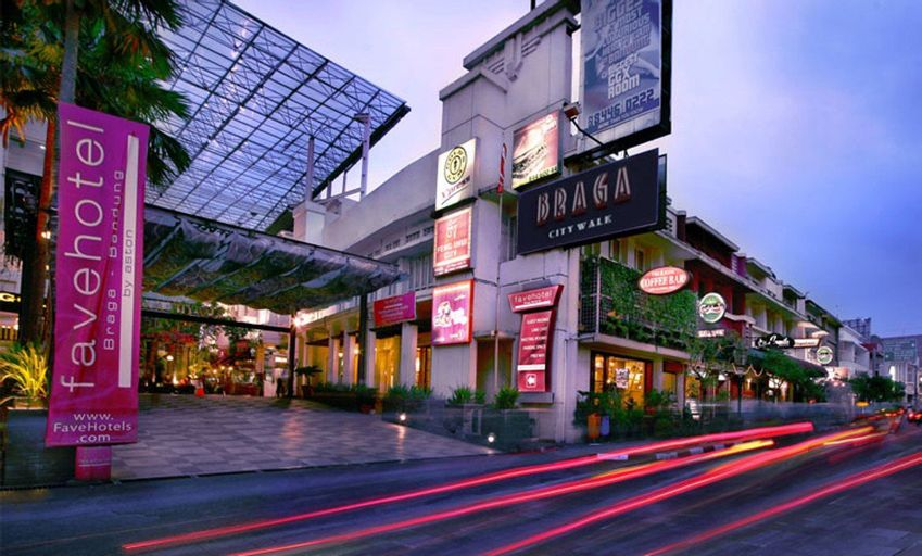 favehotel Braga, Bandung