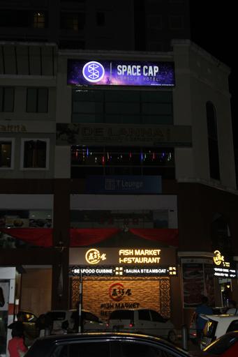 Space Capsule Hotel, Kota Kinabalu