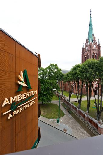 Amberton Green Apartments Palanga, Palangos