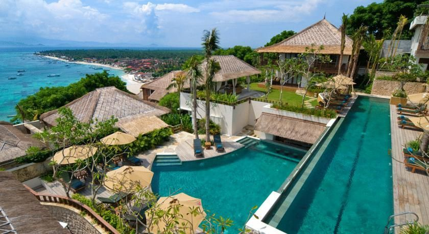 Batu Karang Lembongan Resort and Spa, Klungkung