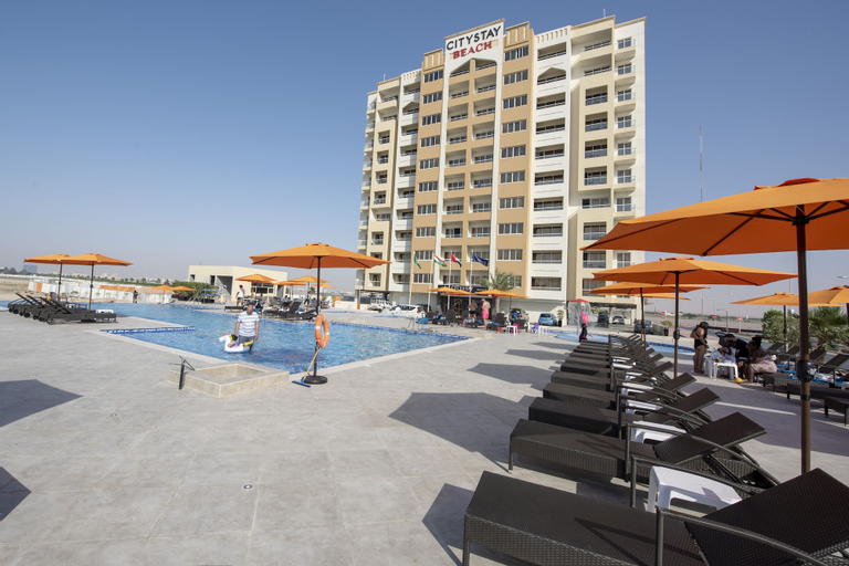 City Stay Beach Hotel Apartments,