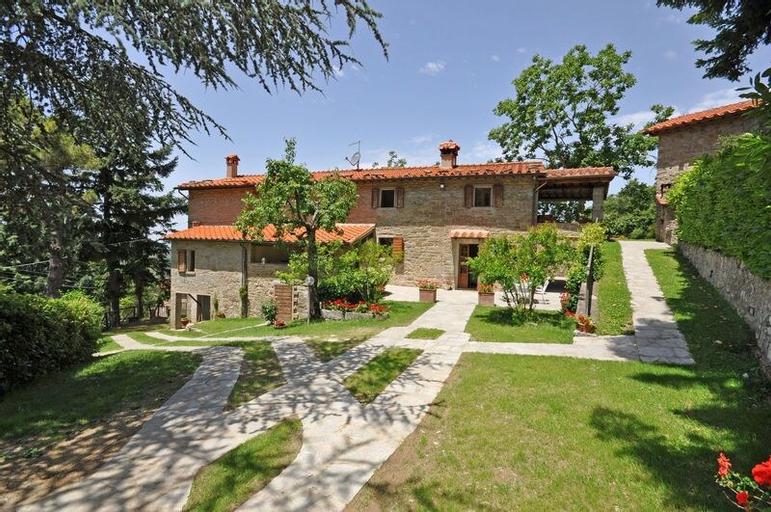 Villa Dame, Arezzo