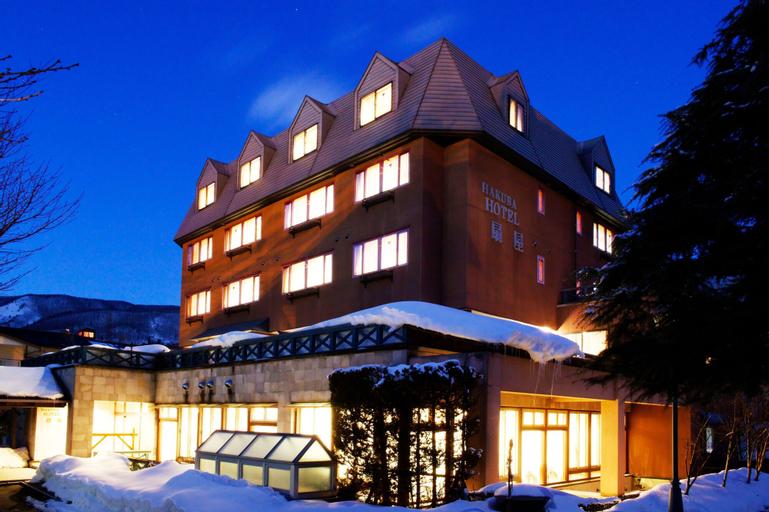 Hakuba Hotel Ougiya, Hakuba