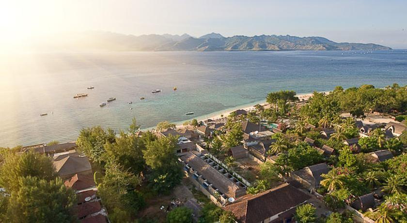 Scallywags Resort Gili Trawangan, Lombok