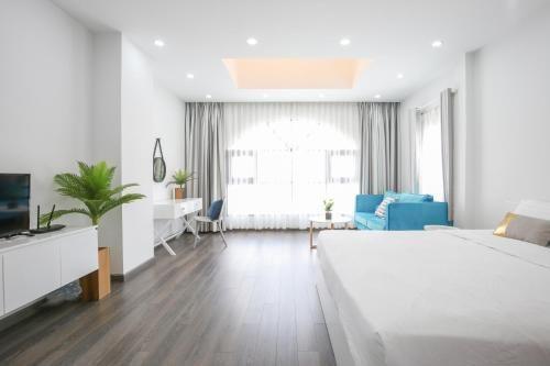 Auhome - SkyGarden Apartment near the Airport, Phú Nhuận