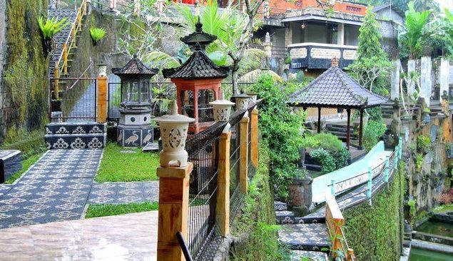 Griya Petapan Bangli, Bangli