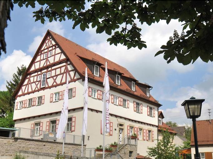 Hotel Altes Amtshaus, Hohenlohekreis