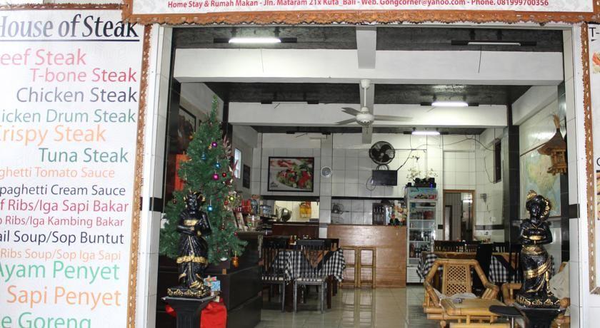 Gong Corner Homestay, Badung