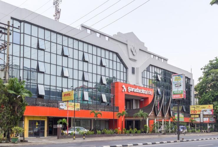 Garuda Citra Hotel, Medan