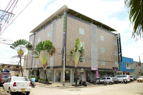 Hotel Plataneras Plaza, Apartadó