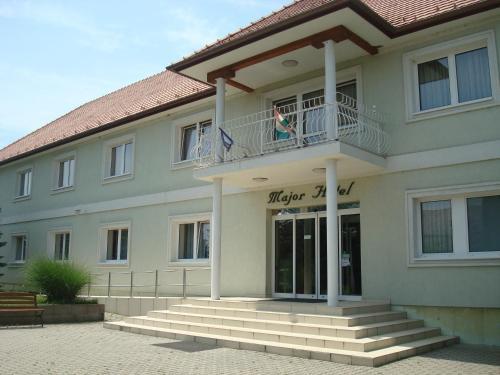 Major Hotel Es Paloc Apartmanhaz, Szécsény