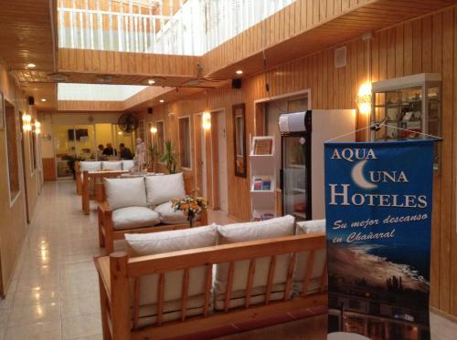 Aqualuna Hotel, Chañaral