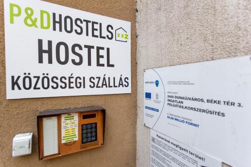 PD Hostel, Dunaújváros