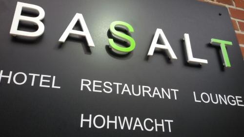 BASALT Hotel Restaurant Lounge, Plön