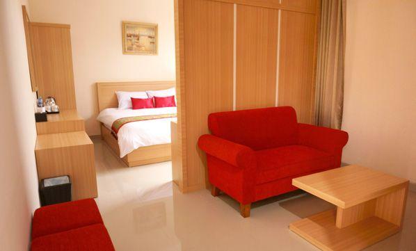 Dermaga Keluarga Hotel Sonosewu, Bantul