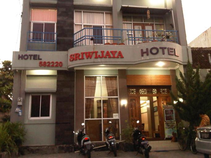 Sriwijaya budget hotel near Malioboro 1, Yogyakarta
