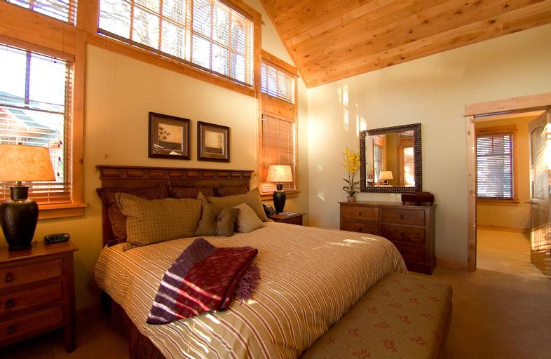 Tahoe Mountain Resorts Lodging Old Greenwood, Nevada