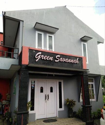 Green Savanah Homestay Syariah, Wonosobo