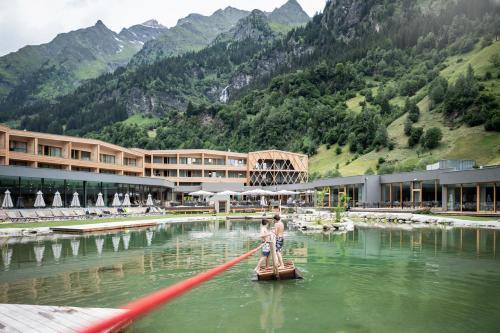 Feuerstein Nature Family Resort, Bolzano