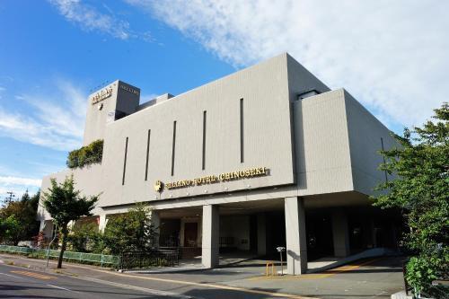 Bellino Hotel Ichinoseki, Ichinoseki