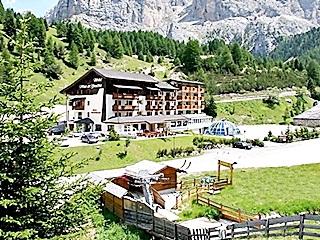 Hotel Plan De Gralba, Bolzano