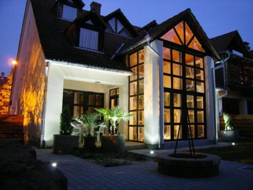 Palma Apartmanhaz Harkany, Siklósi