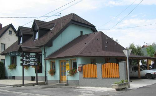 FARKAS VENDEGHAZ, Sopron-Fertőd