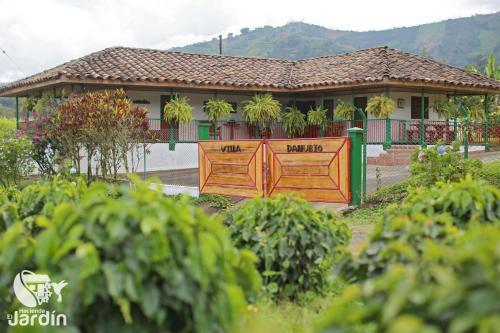 Hacienda el Jardin - Jardin Estate, Villamaría