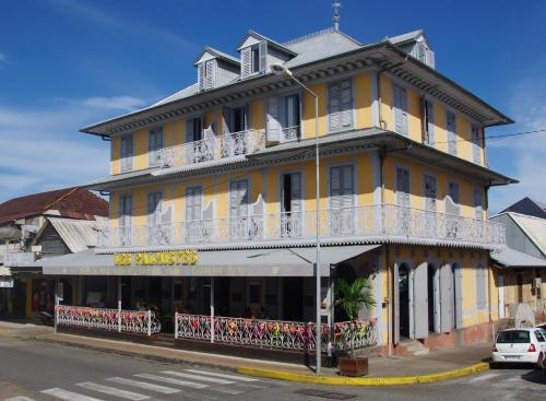 Hotel des Palmistes, Rémire-Montjoly