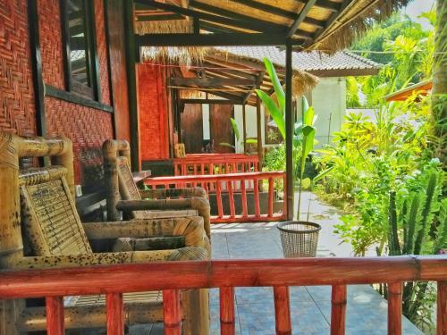 Usna homestay, Lombok