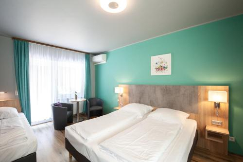 Hotel Bluchertal, Mainz-Bingen