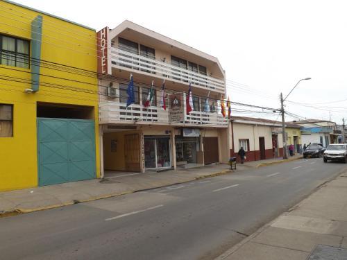 Hotel Diaguitas Illapel, Choapa