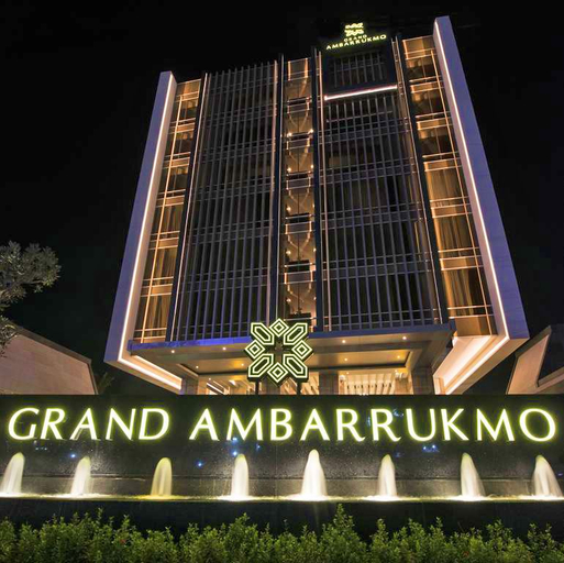 Grand Ambarrukmo Yogyakarta, Sleman