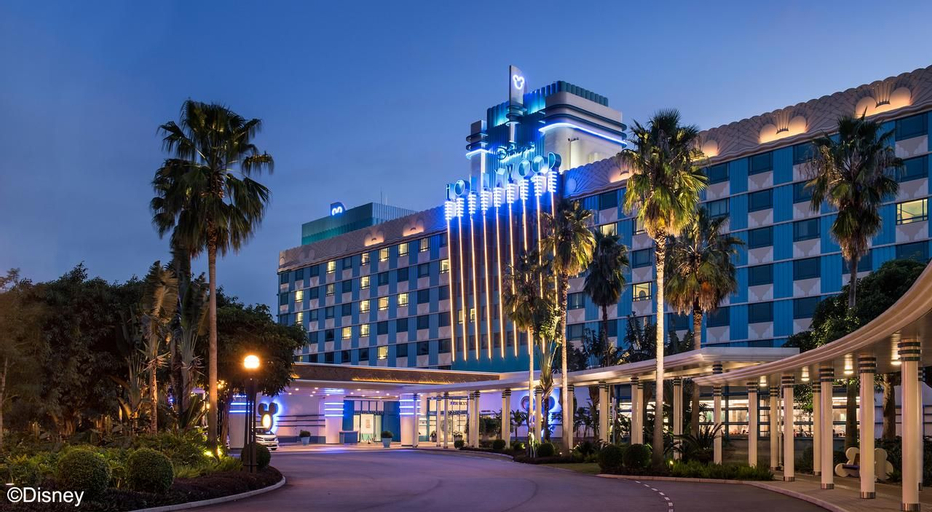 Disney Hollywood Hotel, Lantau Islands
