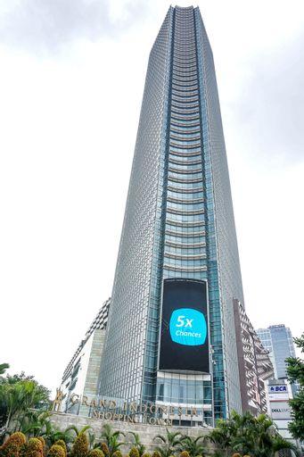 OYO 127 W Residence, West Jakarta