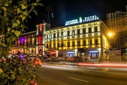 Hotel Poseidon, Batumi