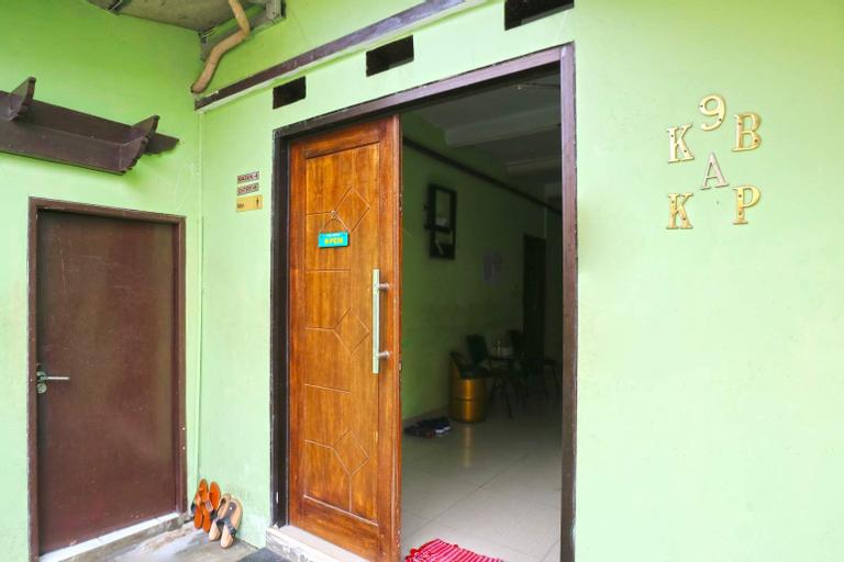 Kabin Kapsul Kayu jati I Jakarta, Jakarta Timur