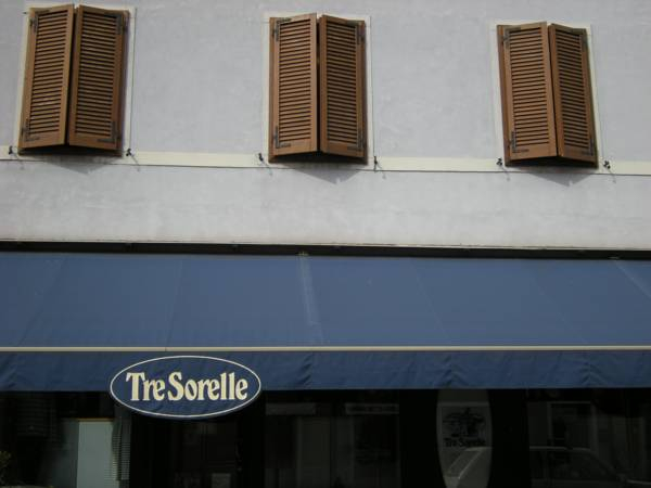 Tre Camere, Gorizia